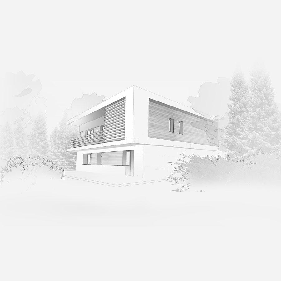 Wizualiacja elewacji projekty architektoniczne bielsko-biała katowice